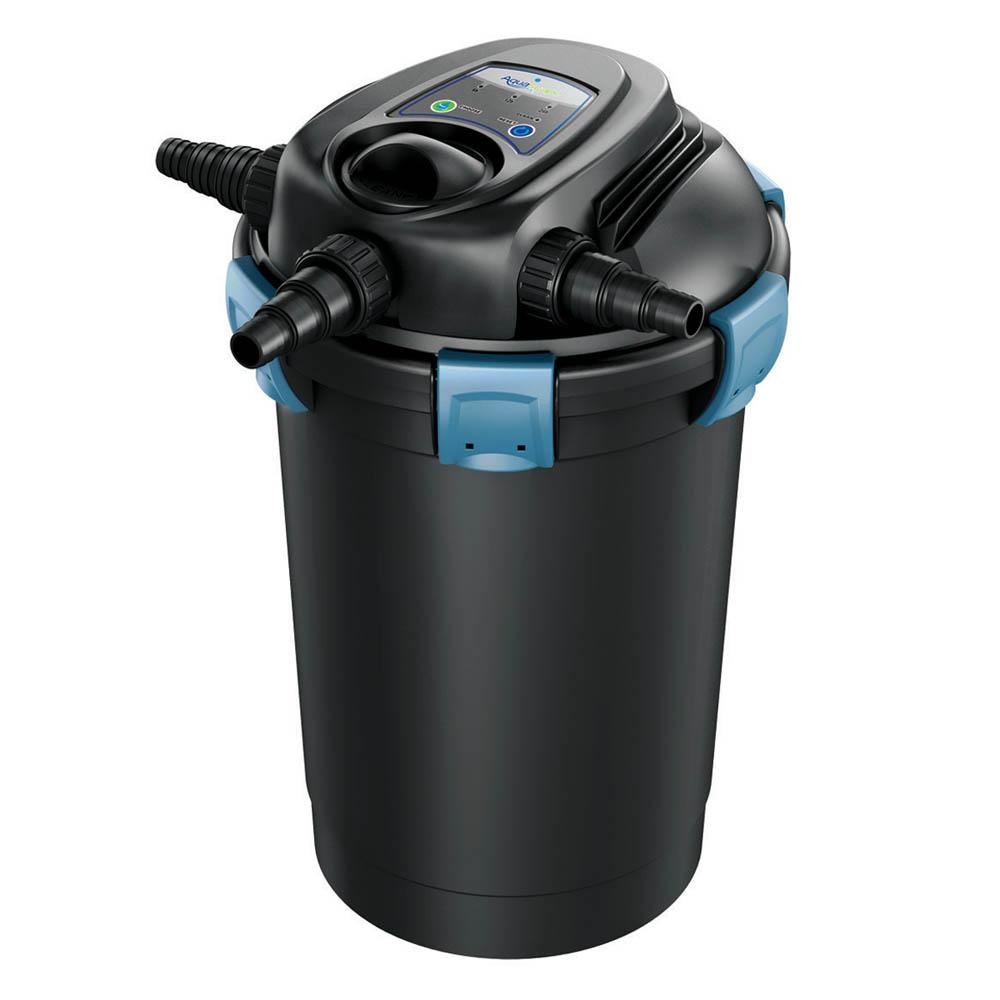 Aquascape ultraklean biological pressure filter 3500 for Inline pond filter