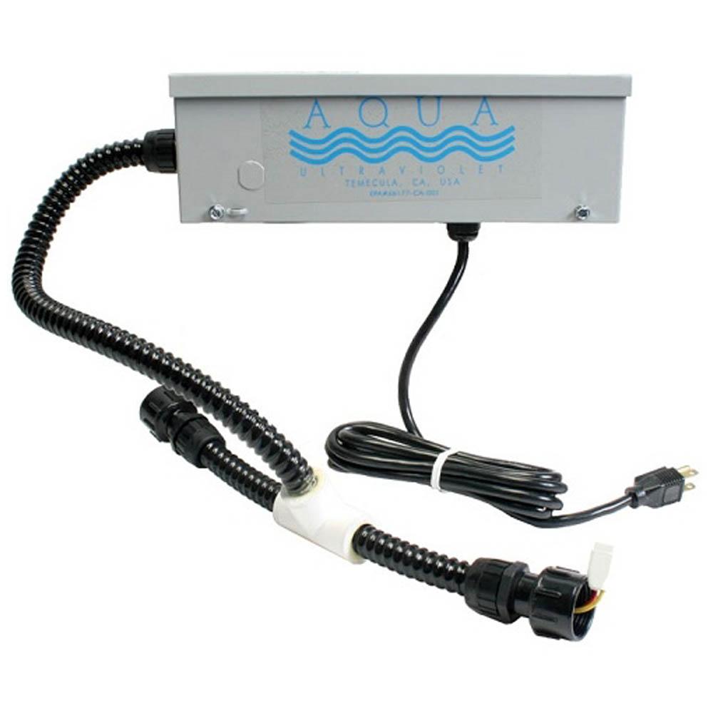 Aqua Uv Replacement Transformer Nema Grey 80 Watt Sheerwater Pond Supply