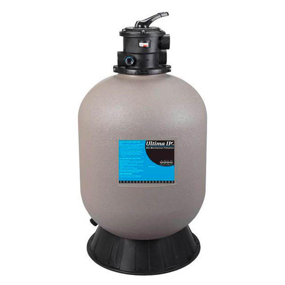 Aqua uv ultima ii filter 6000 2 valve sheerwater for Mechanical pond filter