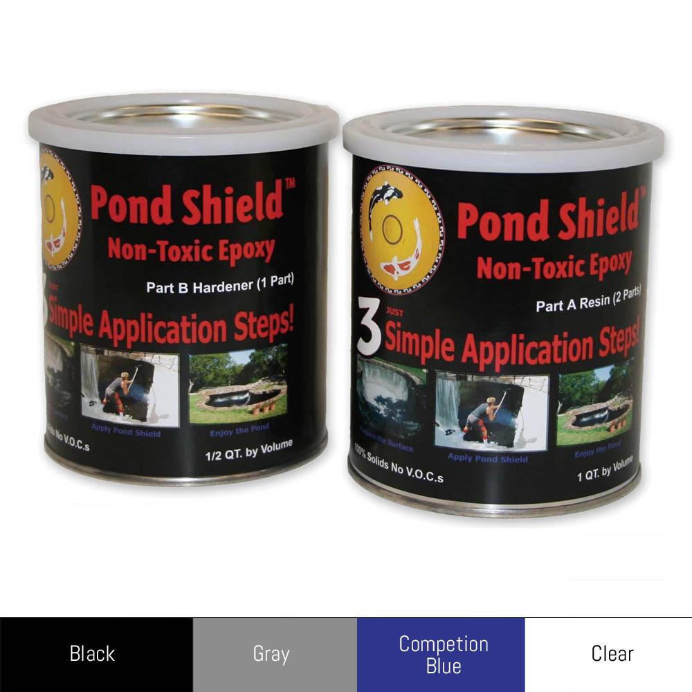 Pond Armor Pond Shield Non Toxic Epoxy Paint Sheerwater Pond Supply