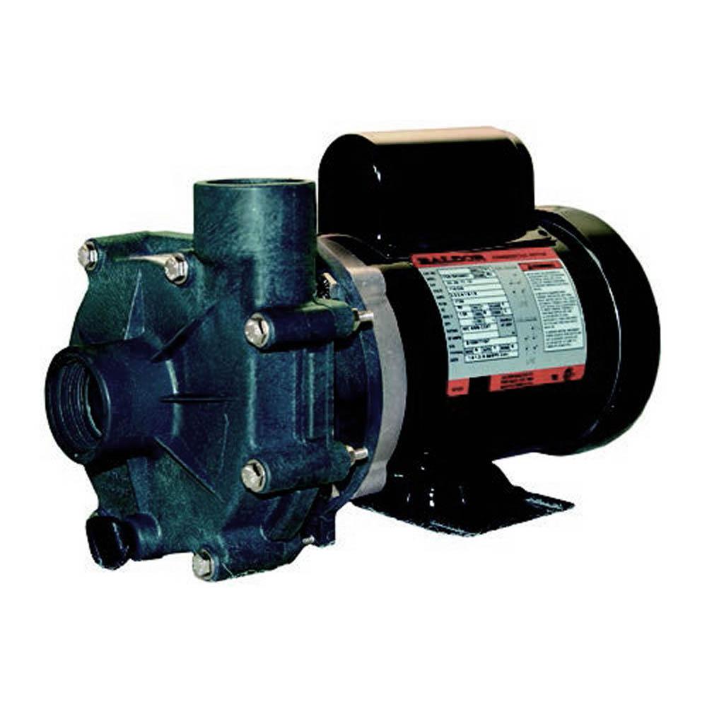 Teton Ecostream Inline Pump 6000gph Sheerwater Pond Supply