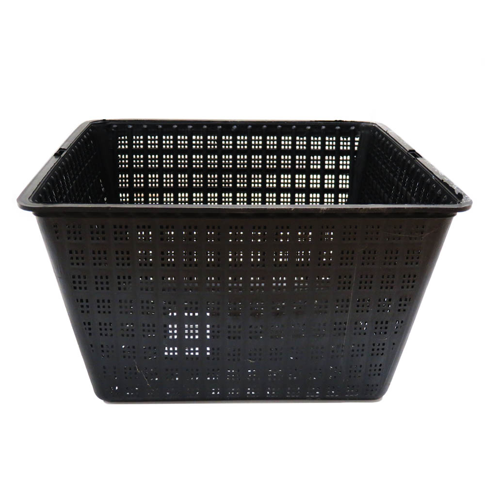 Planting basket 10 medium square sheerwater pond supply for Pond filter basket